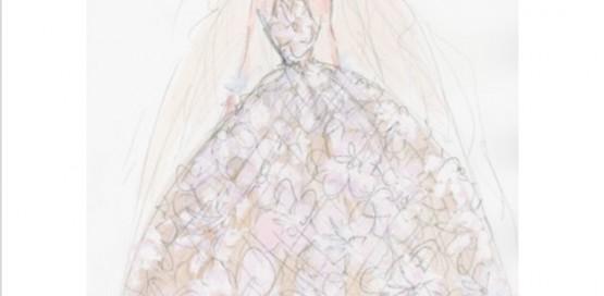 הצצה בלעדית לשמלות כלה אביב 2019